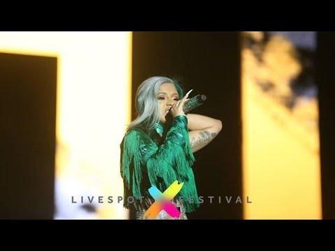 VIDEO: Cardi B's Live Performance In Lagos, Nigeria [Livespot Festival 2019]