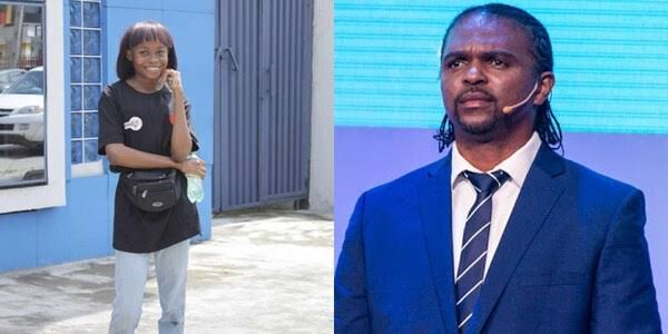 "Kanu Nwankwo Loses His ""Daughter"" Eniton"