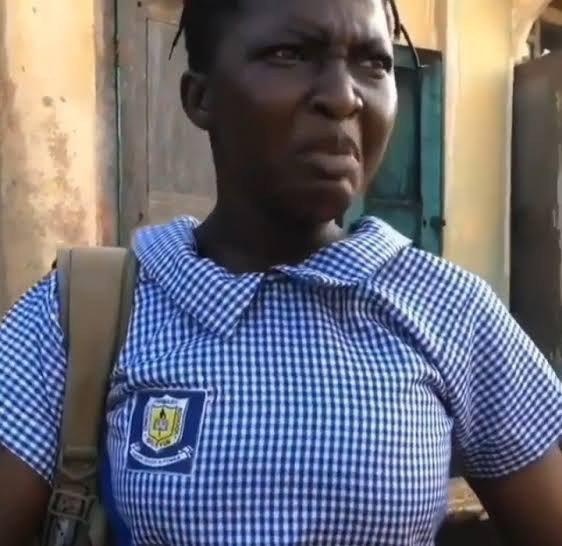 Girl Sent Away From School Declares Herself A Malian