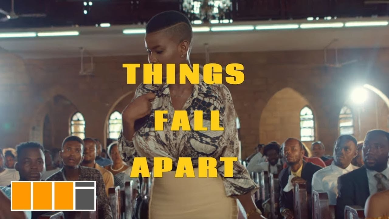 Kofi Kinaata Things Fall Apart Video