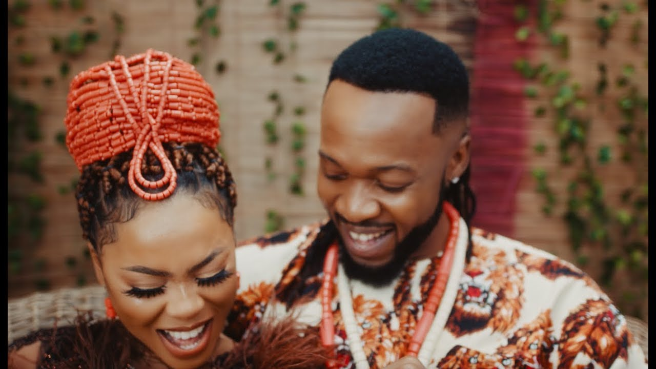 Flavour Ft. Chidinma 40yrs Lovestacle Movie