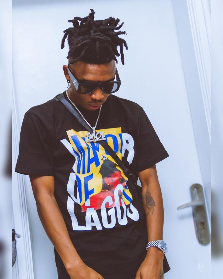 Mayorkun Almost Beaten Up By Angry Youths For Slapping Hotel Staff (Video)