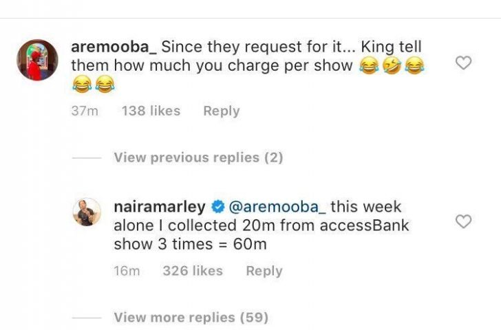 I Made N60million This Week, Charge 20m Per Show — Naira Marley 6
