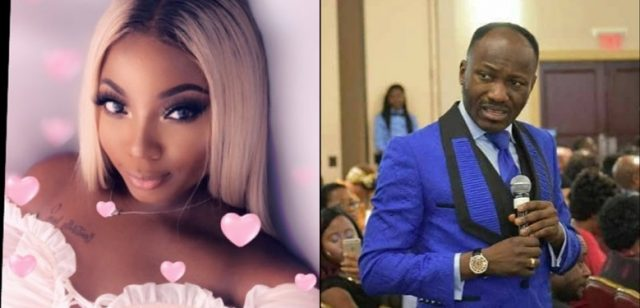 Apostle Suleman Slept With My Cousin And Renovated Their Family House To Impress Them — Nigerian Lady Claims