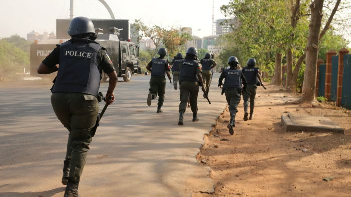 40 Million Stolen From Bayelsa Government House, Policemen Detained
