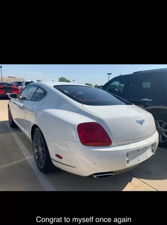 Bobrisky Gifts Himself A Brand New Bentley (Photos) 6