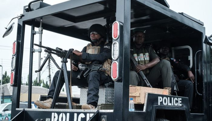 #COVIDー19: Police Disperses Chruch Members In Ogun State