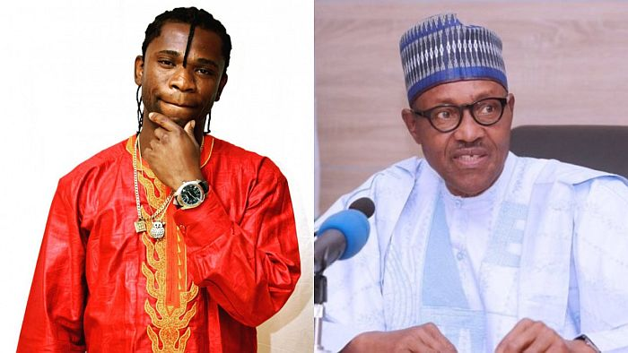 Speed Darlington Reveals What He'll Do To Buhari When He Becomes President
