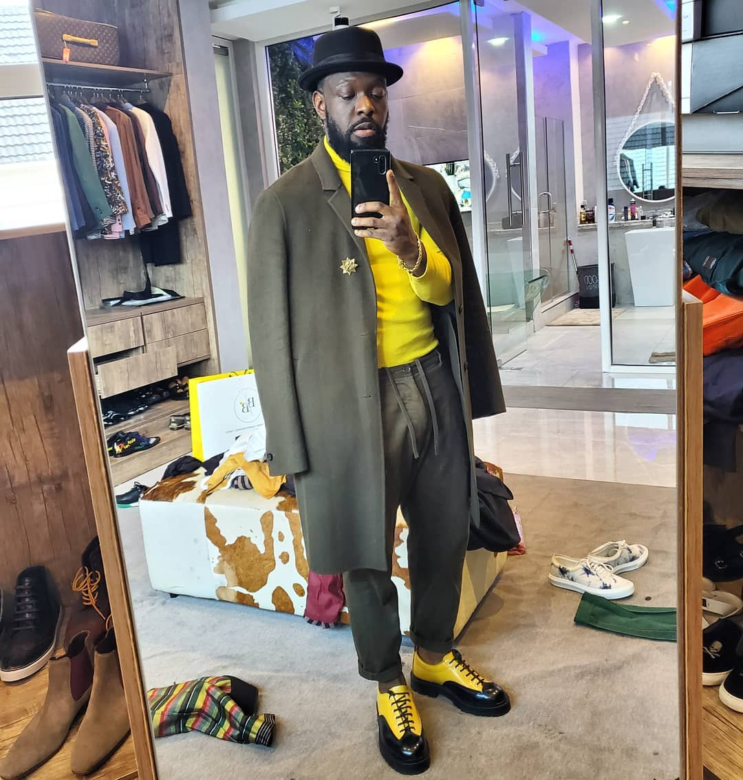 Stop Comparing Me With Other Celebrities, They Wear Fake Items — Timaya