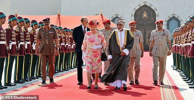 Sultan of Oman, Qaboos bin Said Al Said Dies At 79 Without An Heir After Ruling For 50 Years