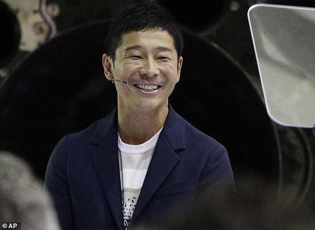 Japanese billionaire, Yusaku Maezawa Searching For A New Girlfriend To Join Him On Six-Day Flight Around The Moon