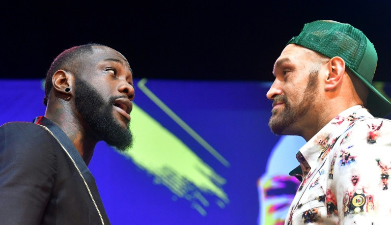 #WilderVsFury2: Tyson Fury Promises To Knockout Undefeated Deontay Wilder In 2 Rounds
