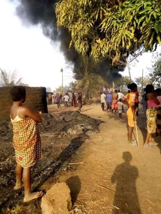 Many People Perish As Tanker Explodes In Benue (Photos) 15