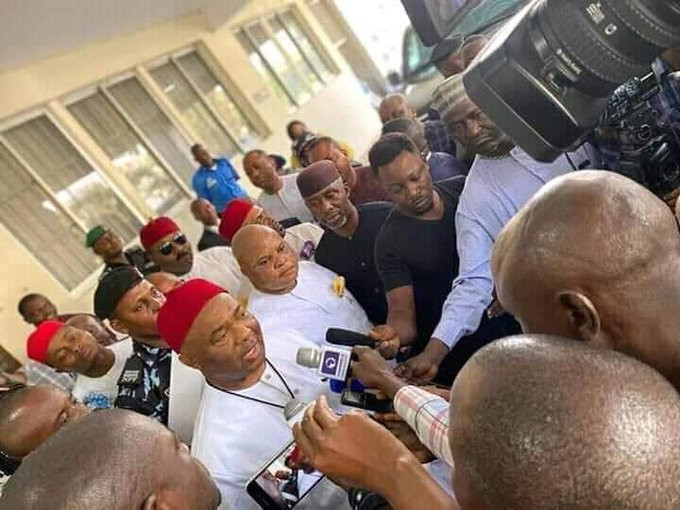 INEC Issues Certificate of Return To Imo State Governor-elect, Hope Uzodinma