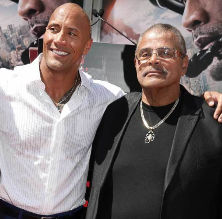 "Dwayne ""The Rock"" Johnson's Dad, Rocky Johnson Is Dead! 3"