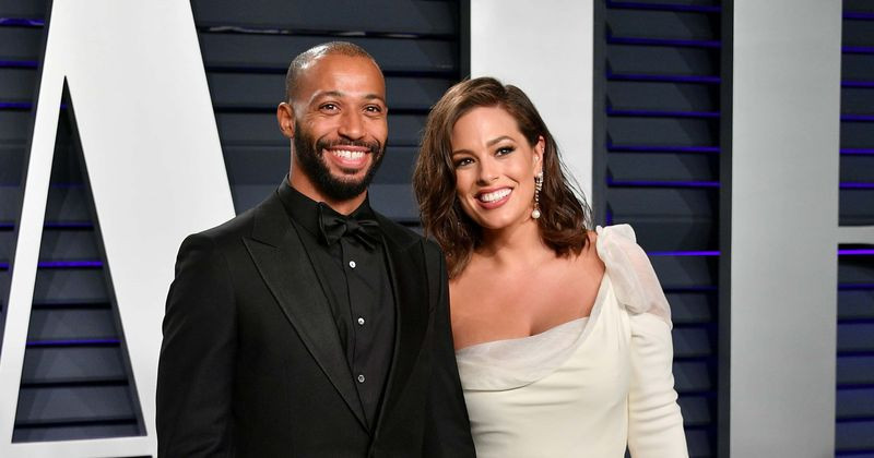 Model, Ashley Graham And Husband Justin Ervin Welcome Their First Child