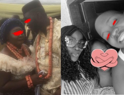 Nigerian Man Tells Wife He's Traveling To Borno, Then Goes To Warri To Pick A Second Wife (Photos)