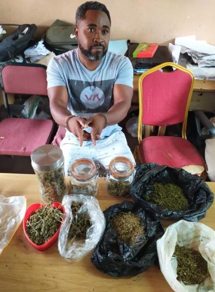 Two Nigerians arrested in Malawi