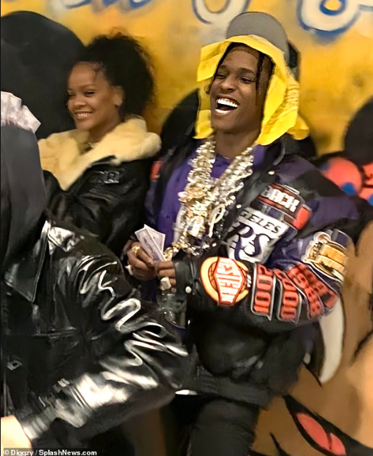 Rihanna Reportedly Dating Rapper A$AP Rocky After Split From Saudi Billionaire Hassan Jameel
