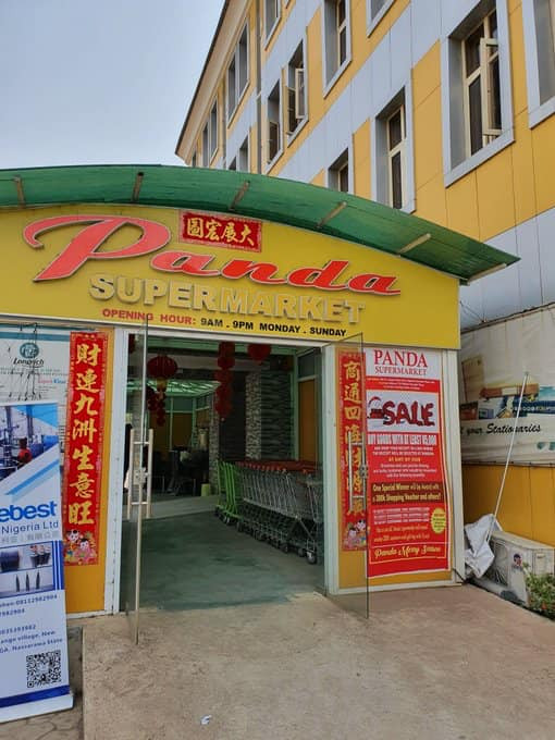 Coronavirus: FG Shut Down Chinese Supermarket Where Products Have Expiry Date Of 2089, 2073 And 2037 In Abuja 17