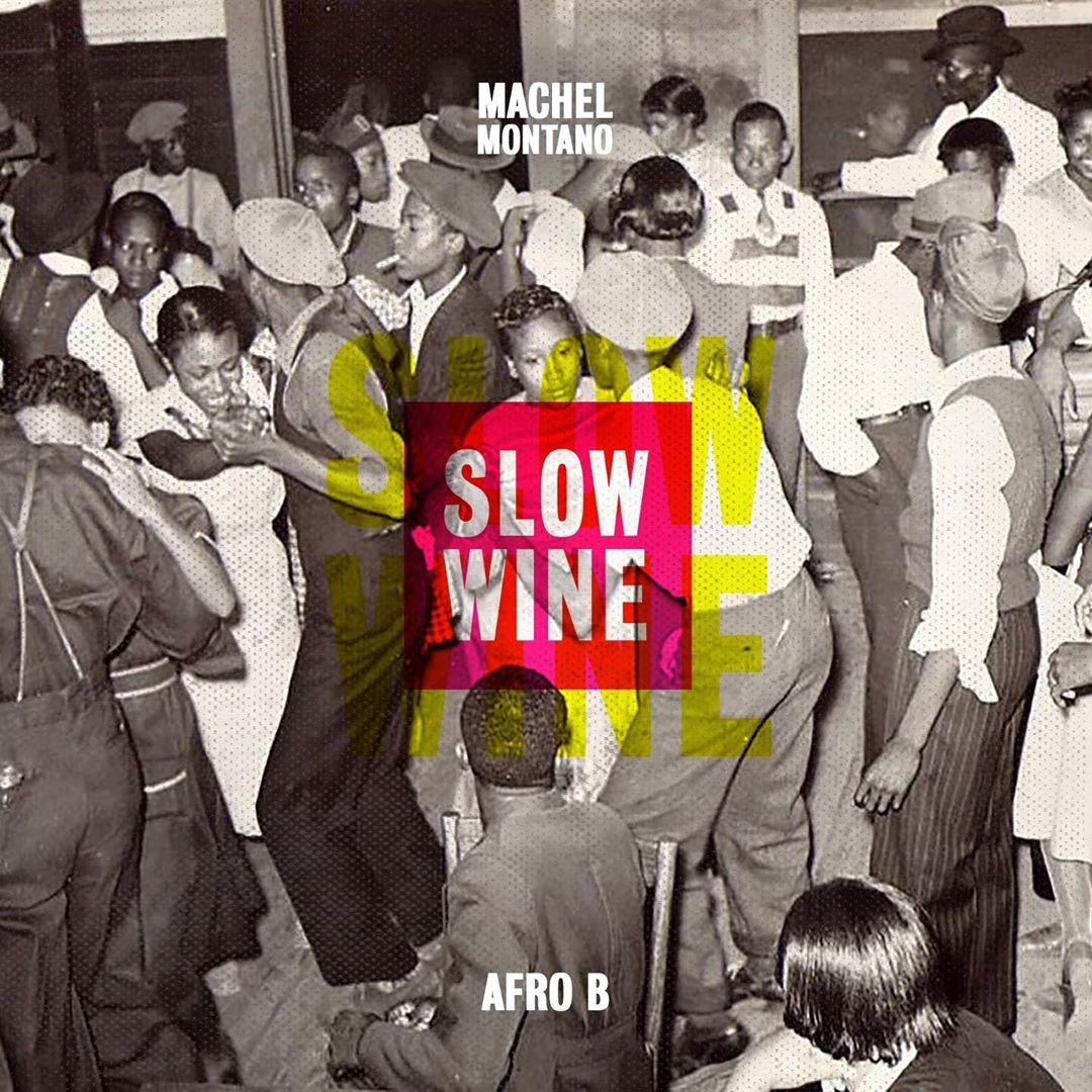 Machel Montano Ft Afro B — Fine Wine