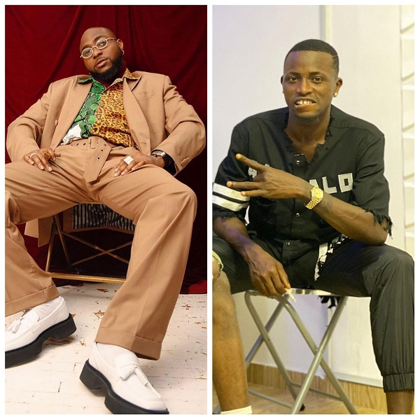 Davido, I Will Collect Bullet For You 1 Million Times – Aloma