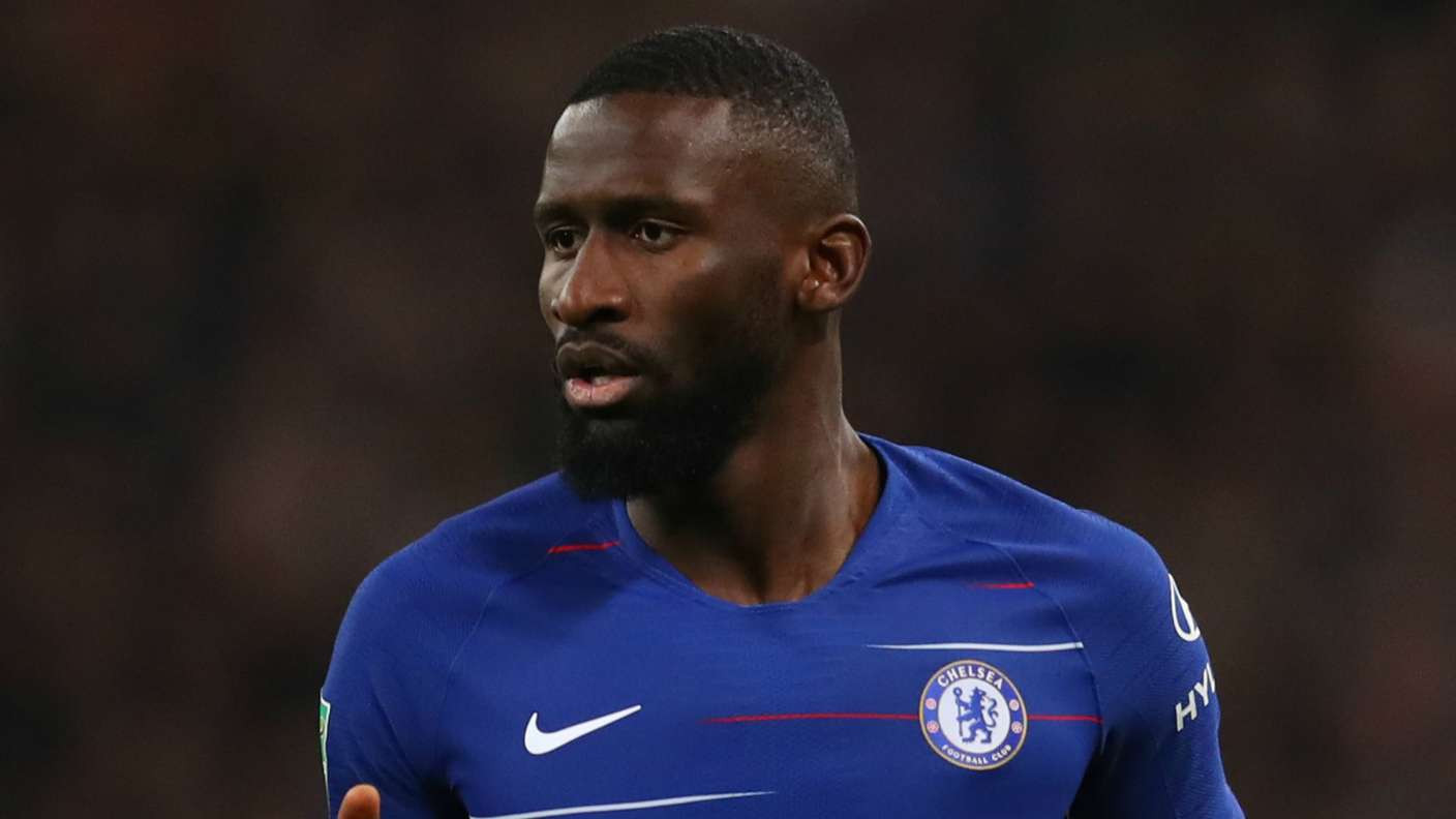 Rudiger Speaks On The Role He Played In Bringing Werner To Chelsea