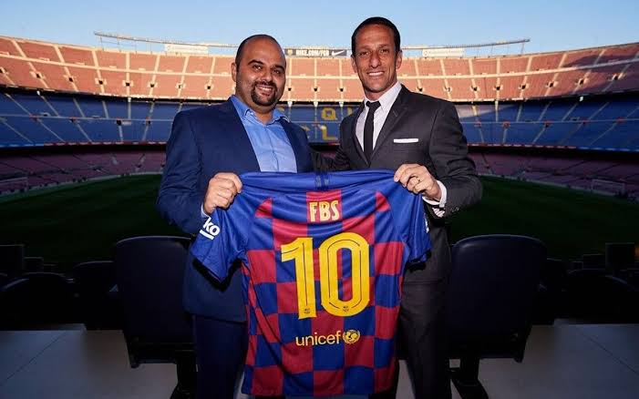 FC Barcelona Signs New Global Partnership Agreement With FBS