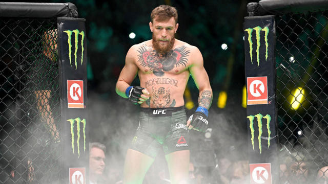 Conor McGregor Retires From UFC At 31