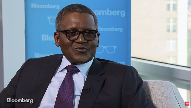 Dangote Makes Announcement About Buying Arsenal FC