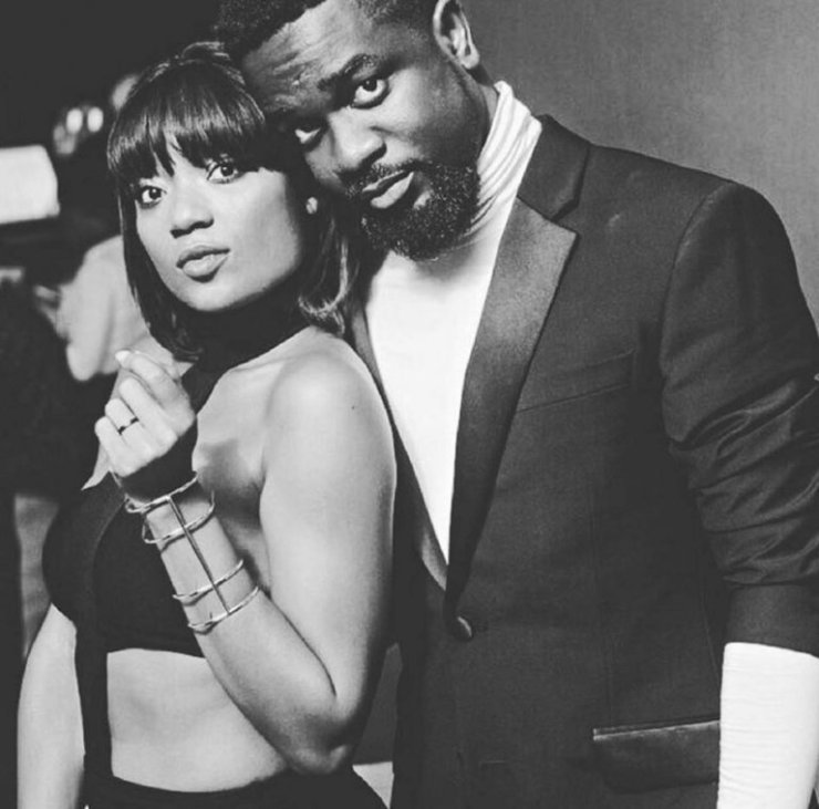 Efya hints on a joint album with Sarkodie