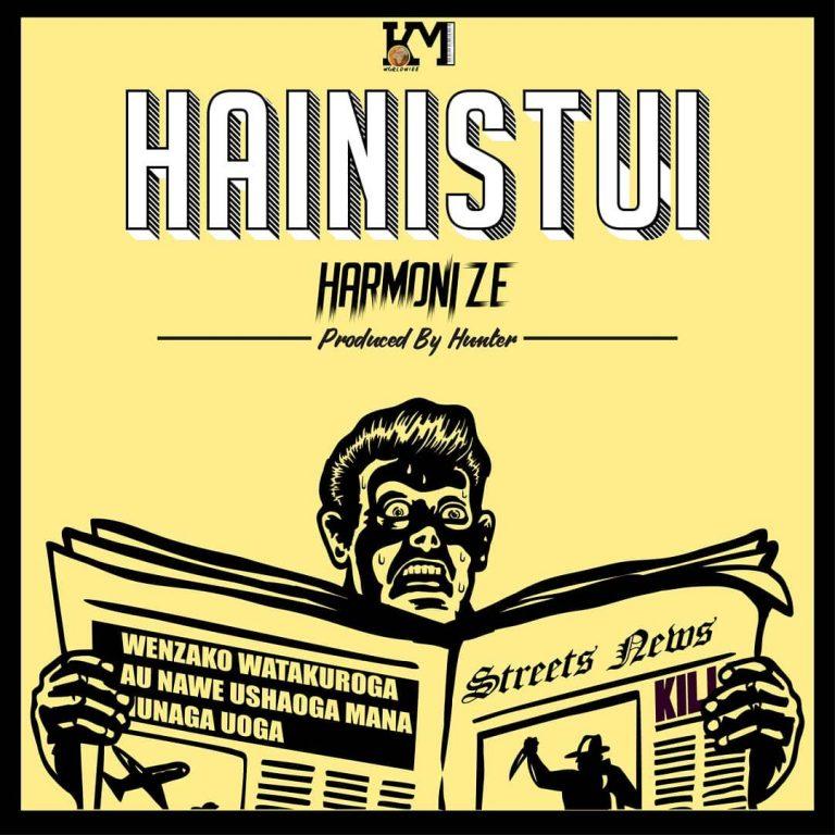 Harmonize Hainistui Mp3 Download