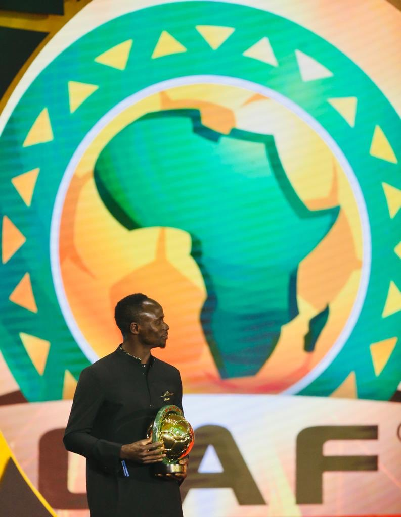 Sadio Mane Wins 2019 African Player Of The Year Award