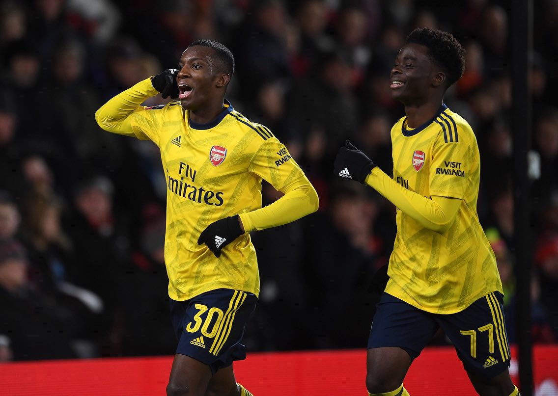 Bournemouth 1 – 2 Arsenal FA Cup Highlight Mp4 Download