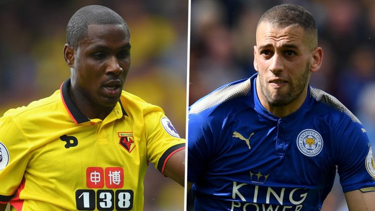Manchester United Planning To Sign Odion Ighalo & Islam Slimani On Loan
