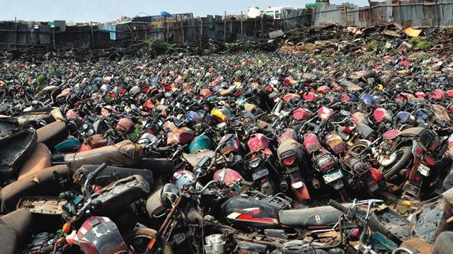 Lagos bans Okadas, tricyles, including Opay, Gokada