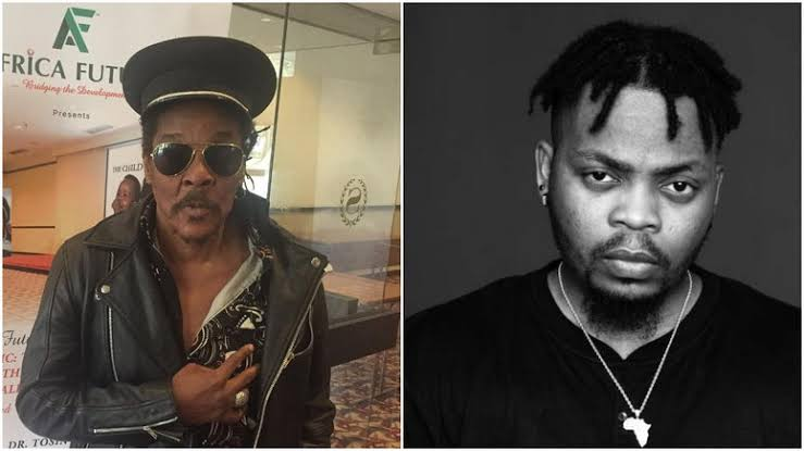 Olamide Was The Only Artiste That Supported Majek Fashek Financially When Sick — Manager