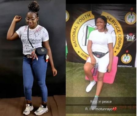 NYSC Corps Member Commits Suicide In Enugu, Leaves A Note Behind