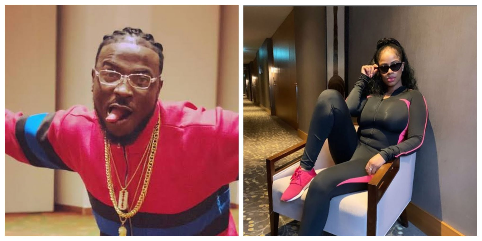 """Peruzzi Raped Me  Made Away With My Money"" — Singer, Daffy Blanco"