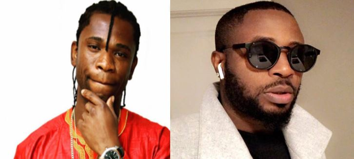 Speed Darlington Wishes Death To Tunde Ednut's Family, Threatens To Tie His Future For Claiming He Made Him Popular, Nigerians React (Video)