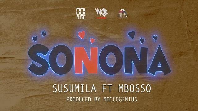 Susumila Ft. Mbosso – Sonona