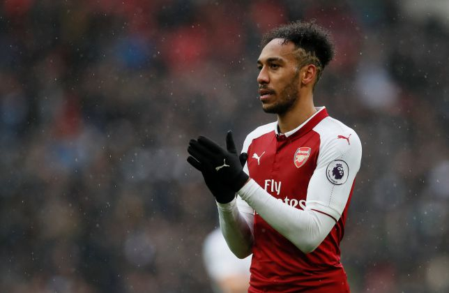 Aubameyang Reacts To Reports That He Is Set To Leave Arsenal