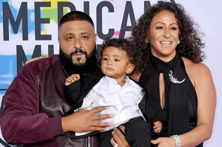 DJ Khaled And Wife Nicole Tuck Welcomes Their Second Child