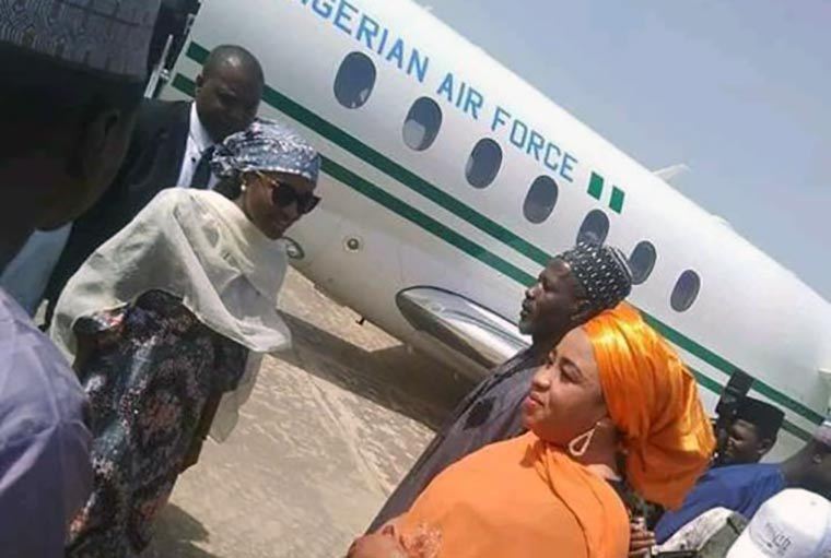 It's An Abuse Of Office – PDP Reacts After President Buhari's Daughter Used Presidential Jet