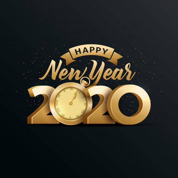 2020: Happy New Year Cliqers