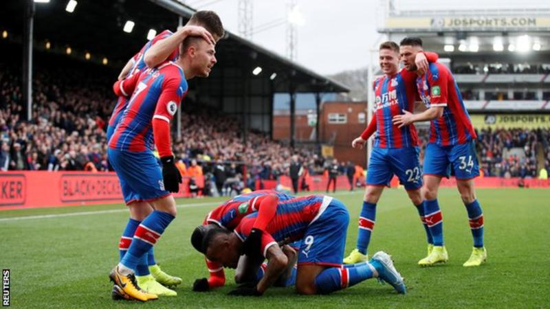 VIDEO: Crystal Palace 1 – 1 Arsenal — EPL Highlight