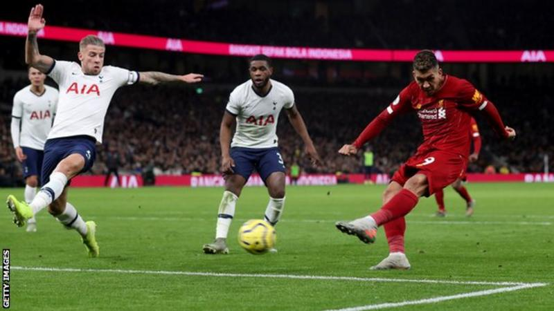 VIDEO: Tottenham 0 – 1 Liverpool — EPL Highlight