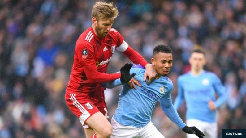 Man City 4 – 0 Fulham