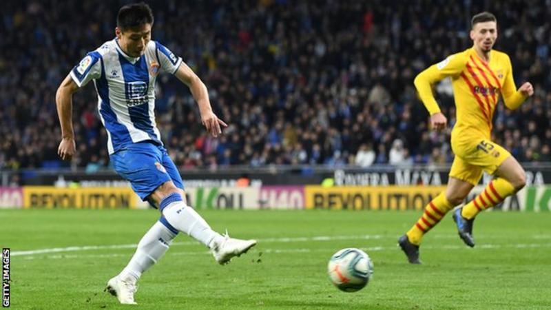 Espanyol 2 – 2 Barcelona — La Liga Highlight Mp4 Download