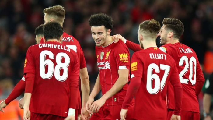 VIDEO: Liverpool 1 – 0 Everton — FA Cup Highlight